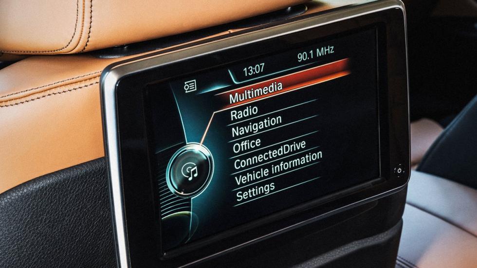 Suv más lujosos BMW X6 interior