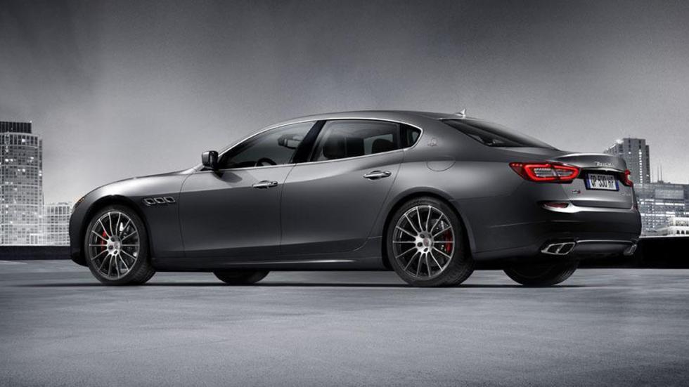 Maserati Quattroporte GTS 2015 lateral