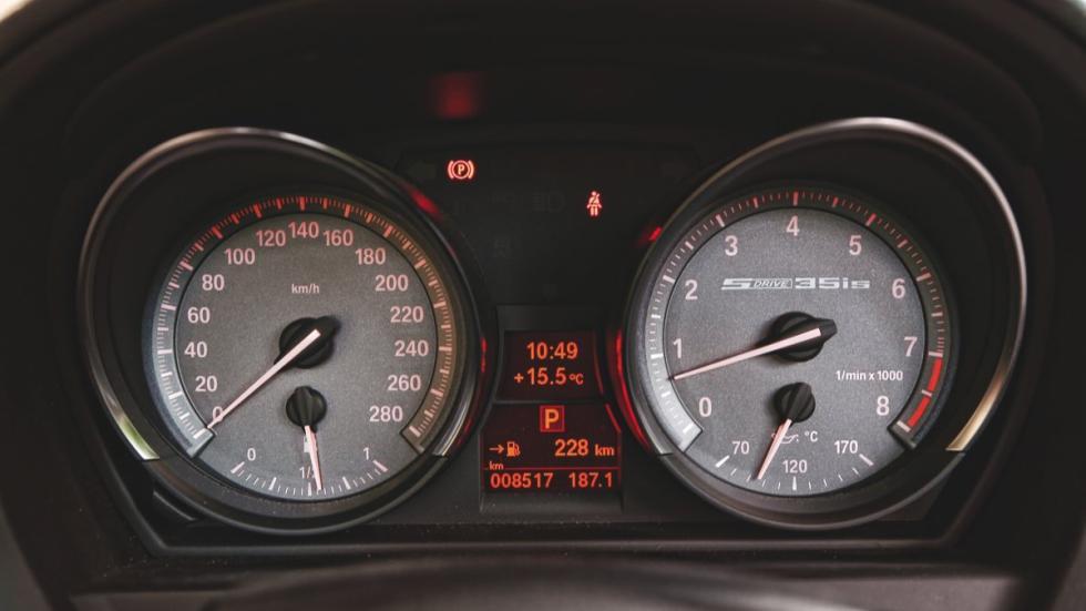 BMW Z4 relojes