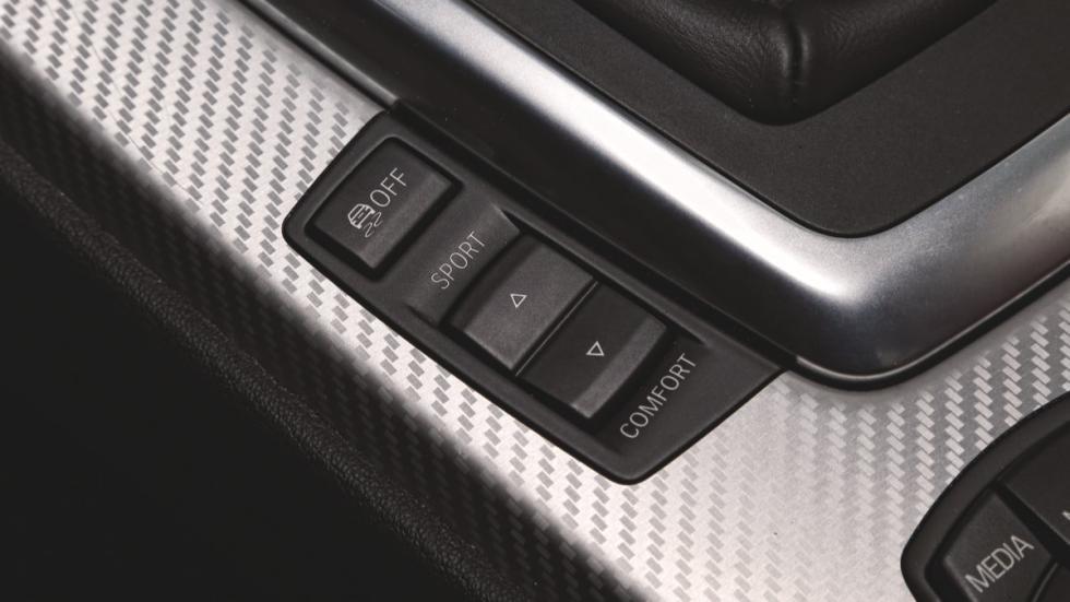 BMW Z4 botones