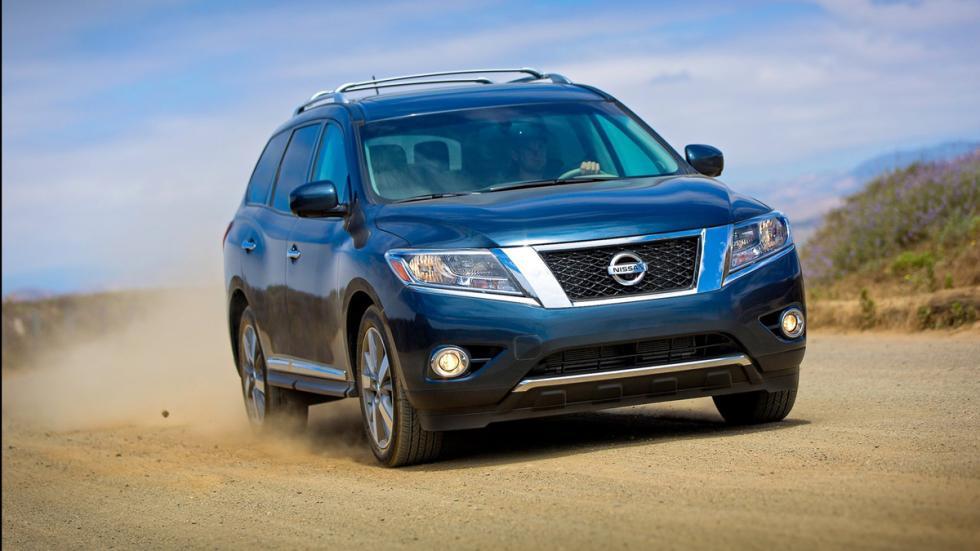 Coches menos fiables estados unidos Nissan Pathfinder
