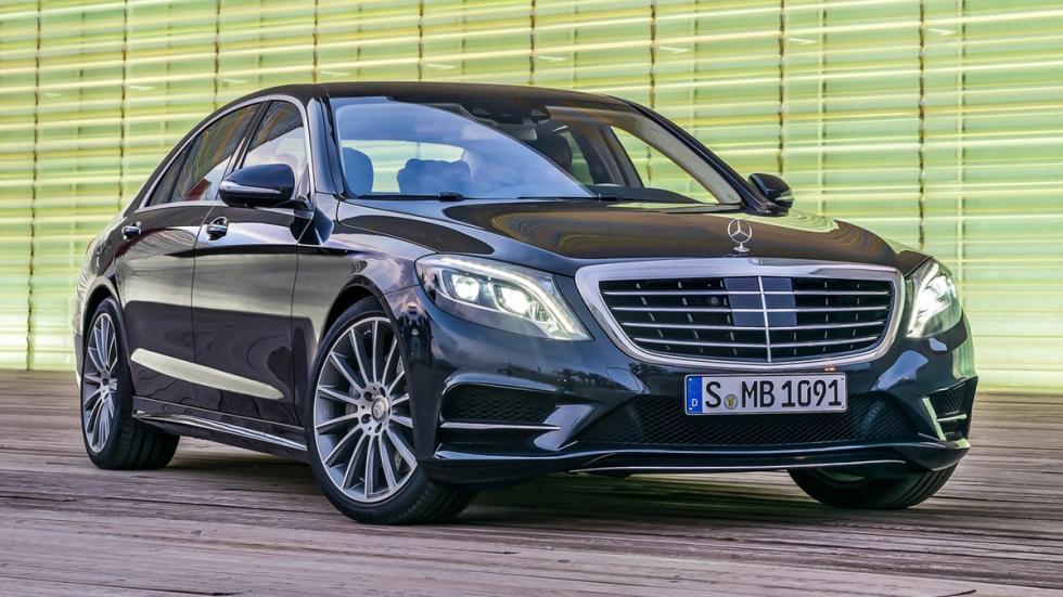 Coches menos fiables estados unidos Mercedes Clase S