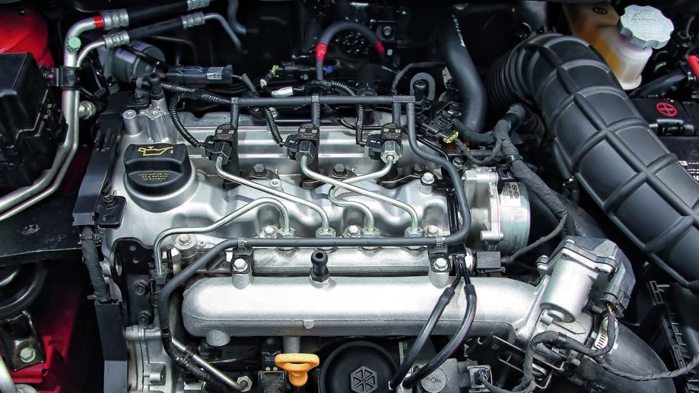Hyundai i20 motor