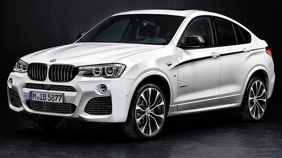 BMW X6 de M Performance