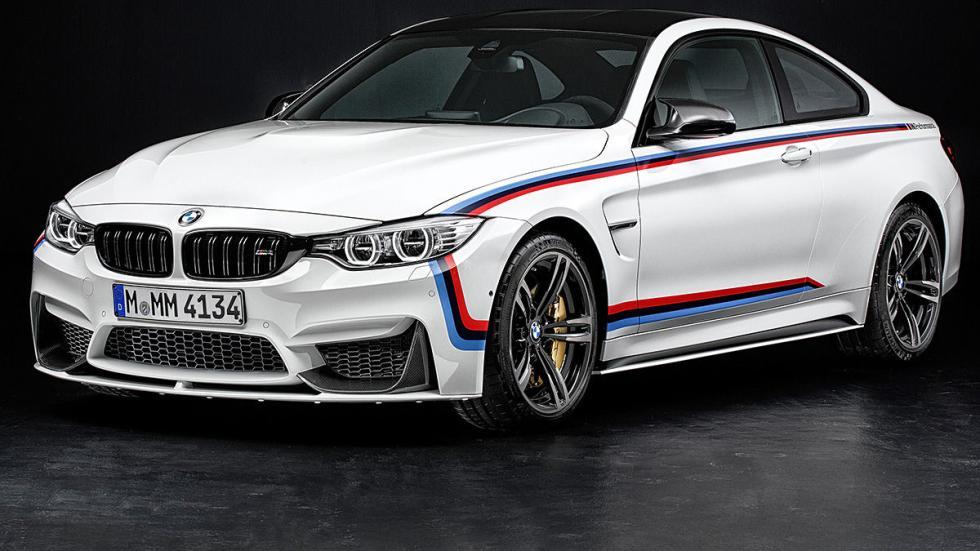 BMW M3 y M4 con kits especiales de carrocería