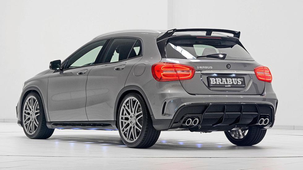 Mercedes GLA de Brabus