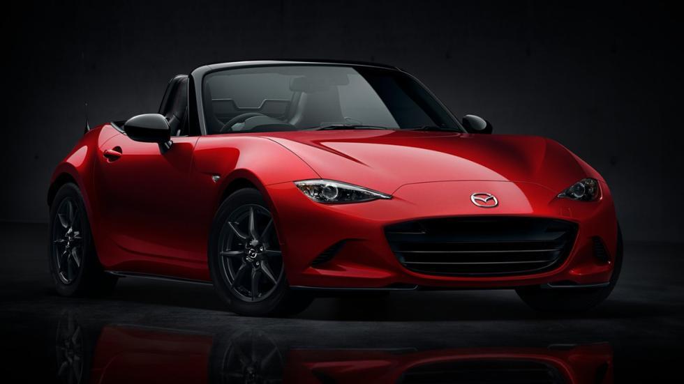 coches japoneses cambiaron mundo Mazda MX-5 2015