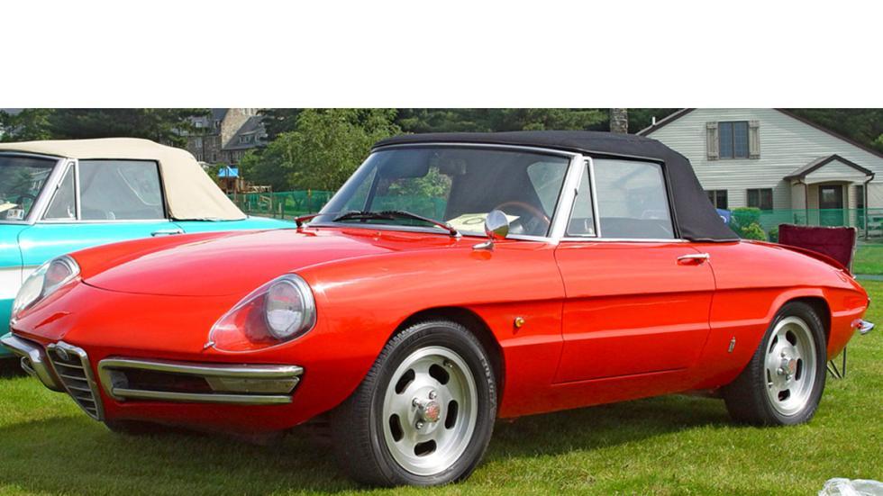 Alfa Romeo Spider de 1967