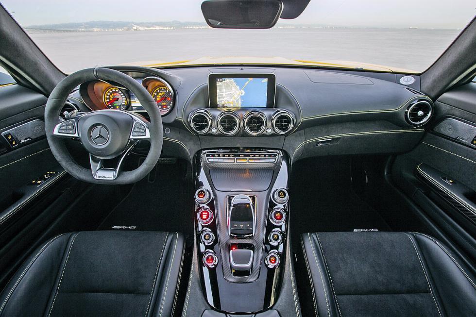 Prueba: Mercedes AMG GT S 7
