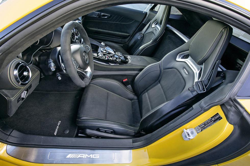 Prueba: Mercedes AMG GT S 10