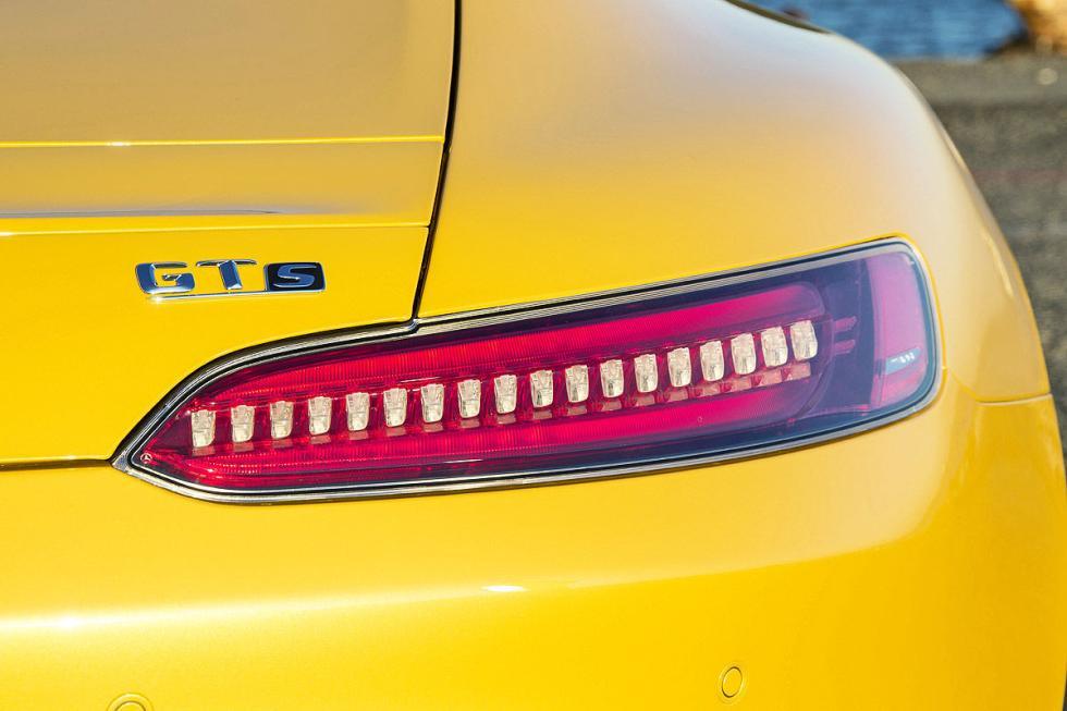 Prueba: Mercedes AMG GT S 13