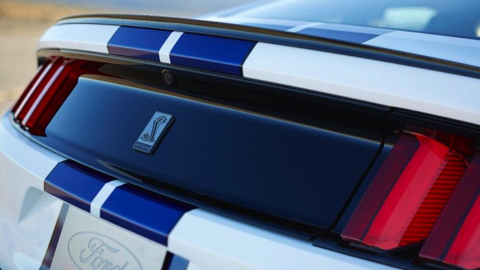 Shelby GT350 Mustang zaga