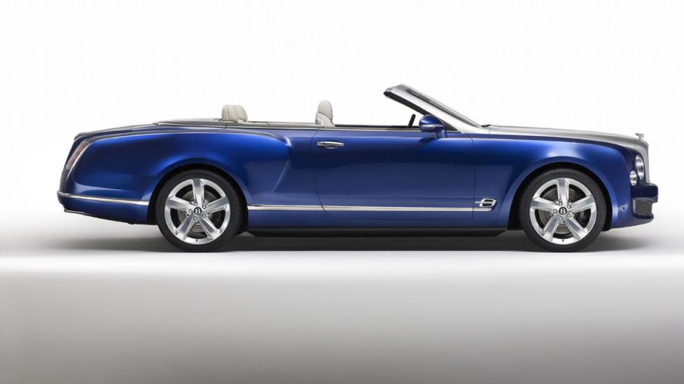 Bentley Grand Convertible llantas