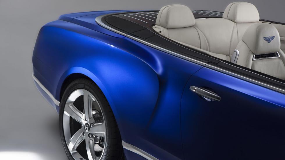 Bentley Grand Convertible a mano