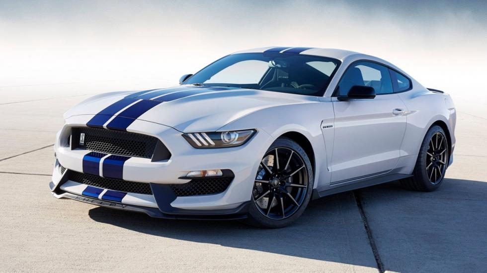 Coches americanos cambiaron mundo Ford Mustang GT350