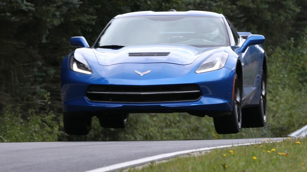 Coches americanos cambiaron mundo Chevrolet Corvette Stingray