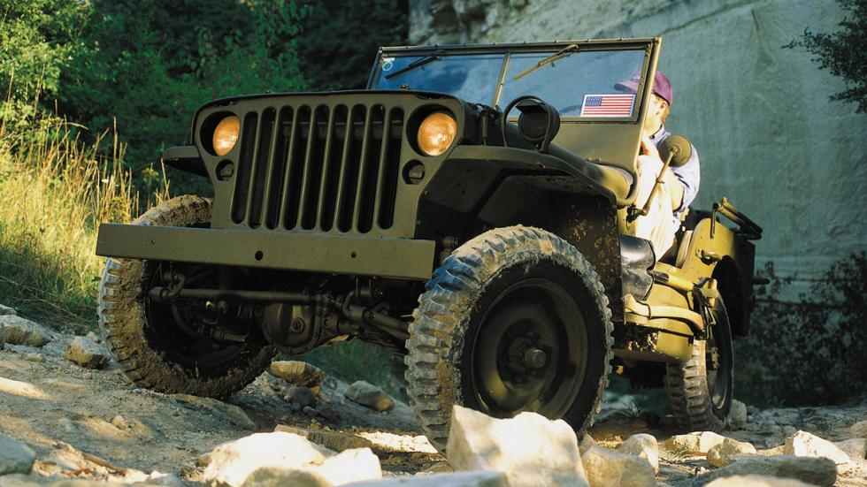 Coches americanos cambiaron mundo Jeep Willys