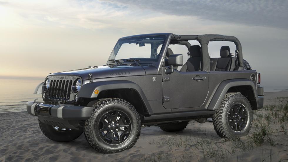 Coches americanos cambiaron mundo Jeep Wrangler