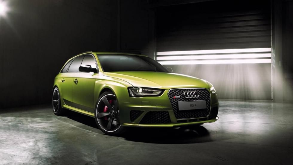 Audi RS4 exclusive