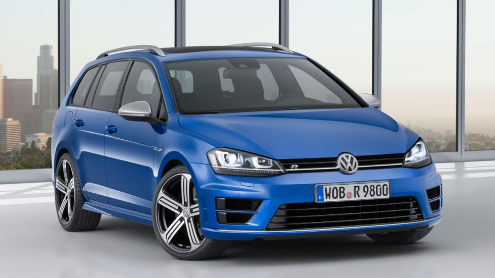 VW Golf R Variant