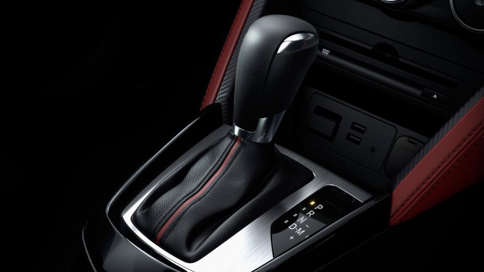 Mazda CX-3 cambio