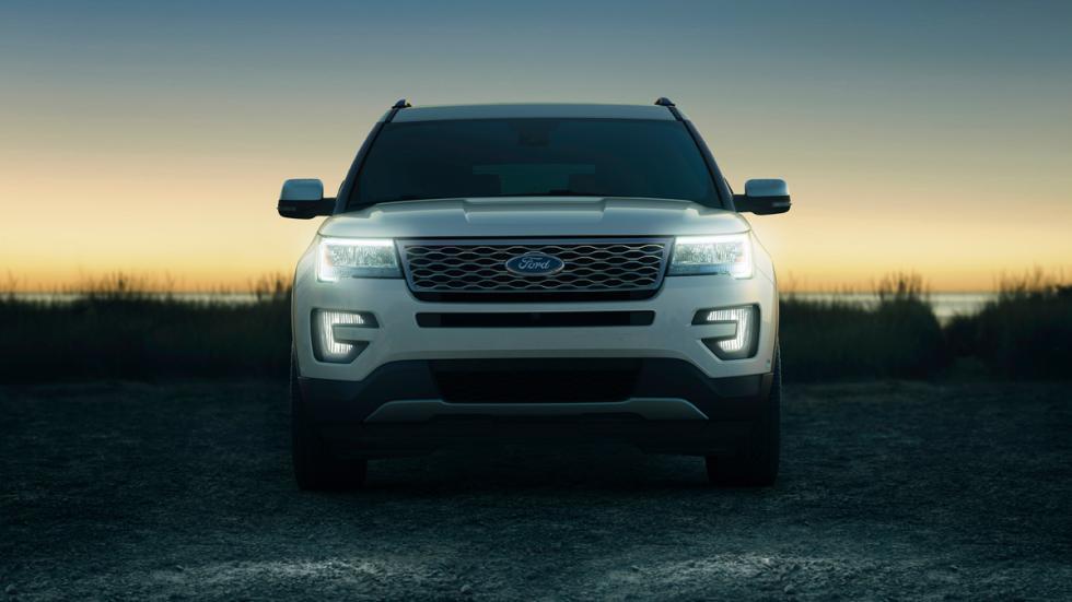 Ford Explorer 2015 led