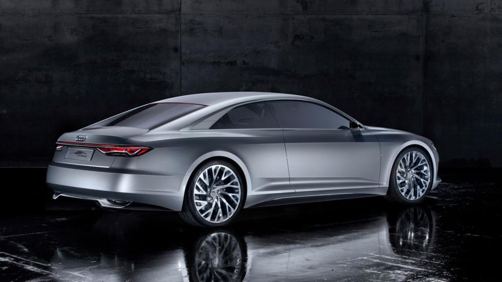 Audi A9  medidas