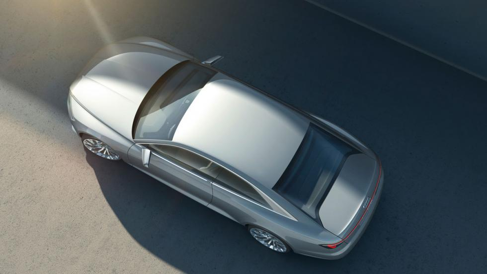 Audi A9 diseño