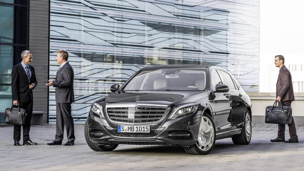 mercedes-maybach clase s morro