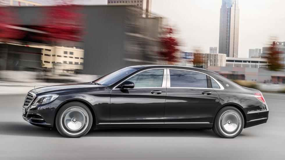 Mercedes-Maybach Clase S 2