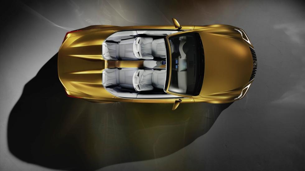Lexus LF-C2 Concept cenital