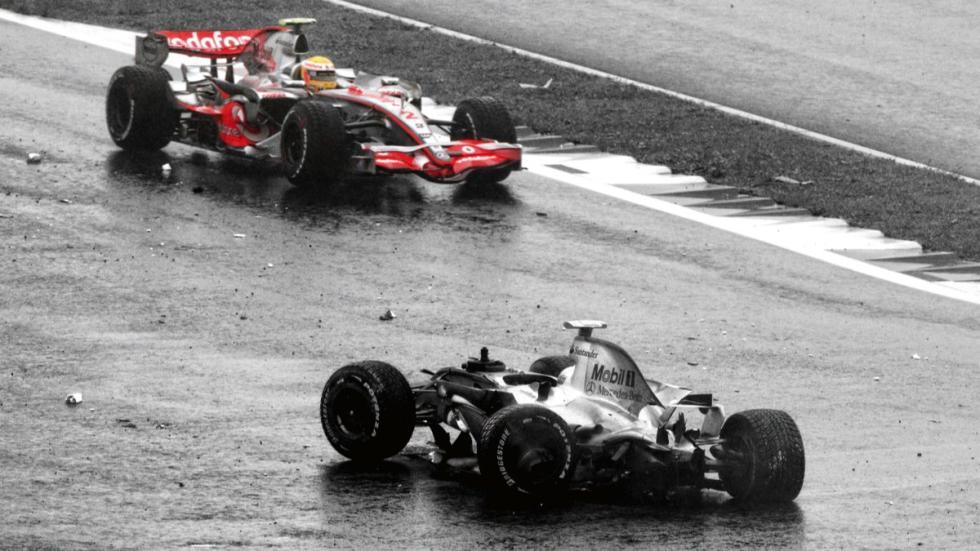 Alonso y Hamilton con McLaren