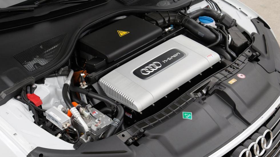 Audi A7 h-tron quattro pila combustible