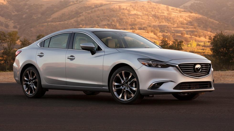 Mazda6 2015 morro