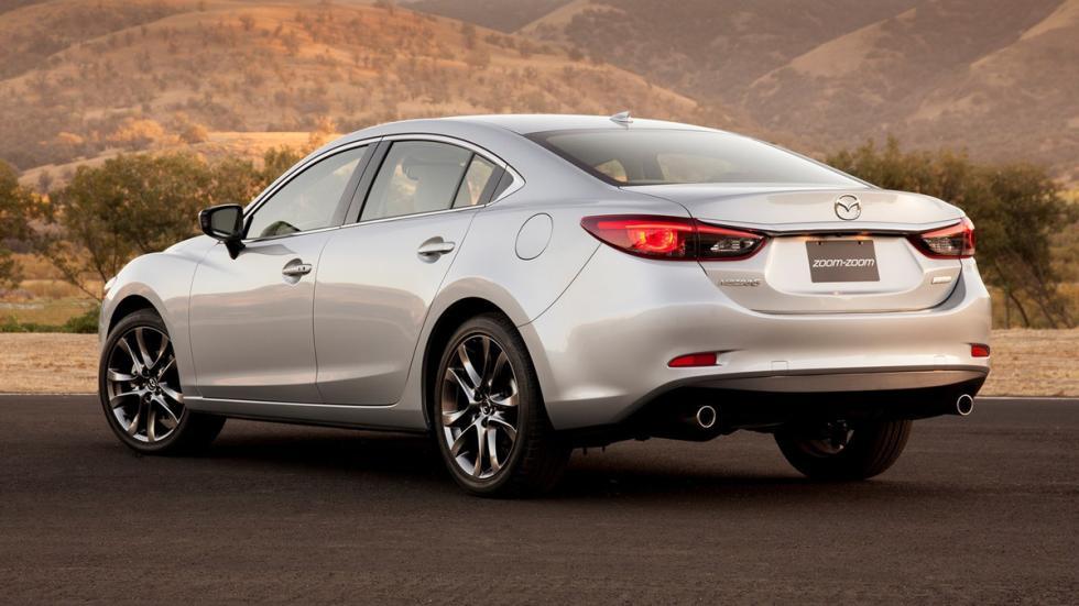 Mazda6 2015 zaga