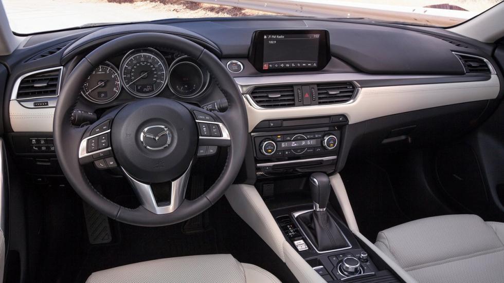 Mazda6 2015 interior