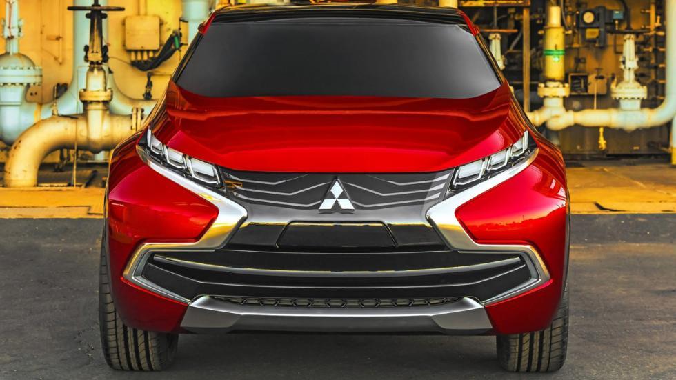 Mitsubishi XR-PHEV Concept - parrilla
