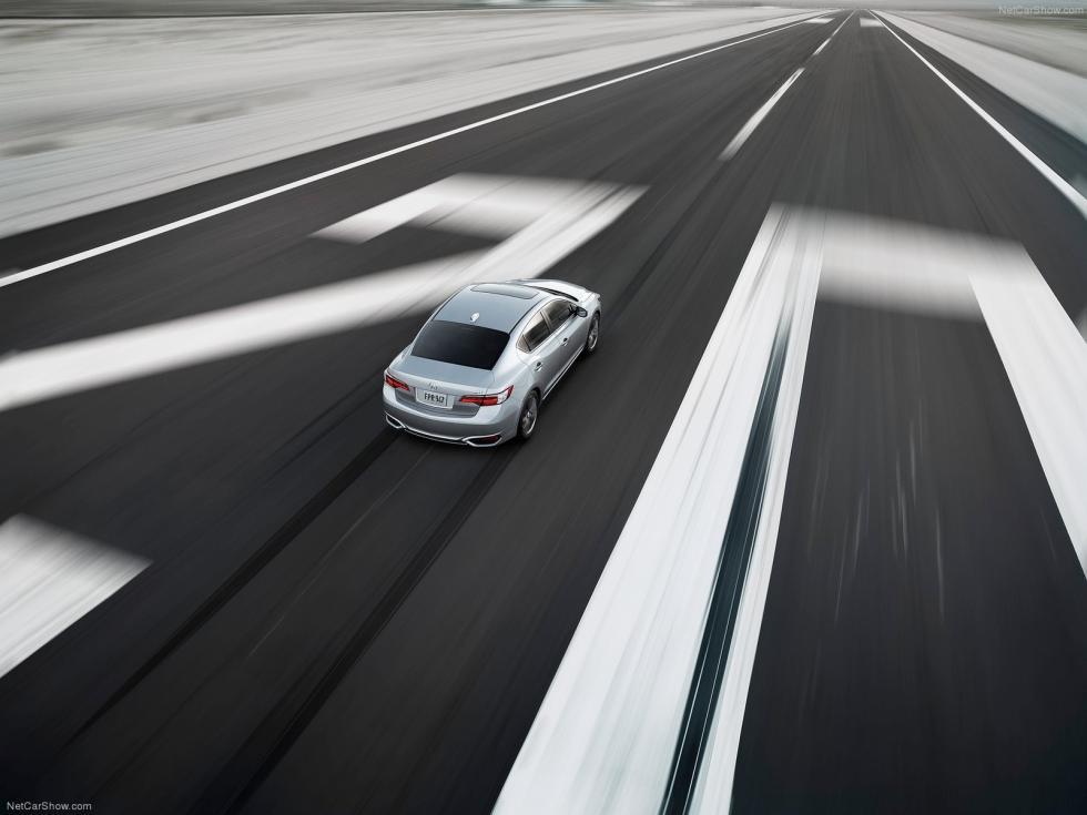 Dinámica del Acura ILX