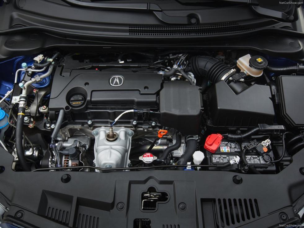 Motor del Acura ILX