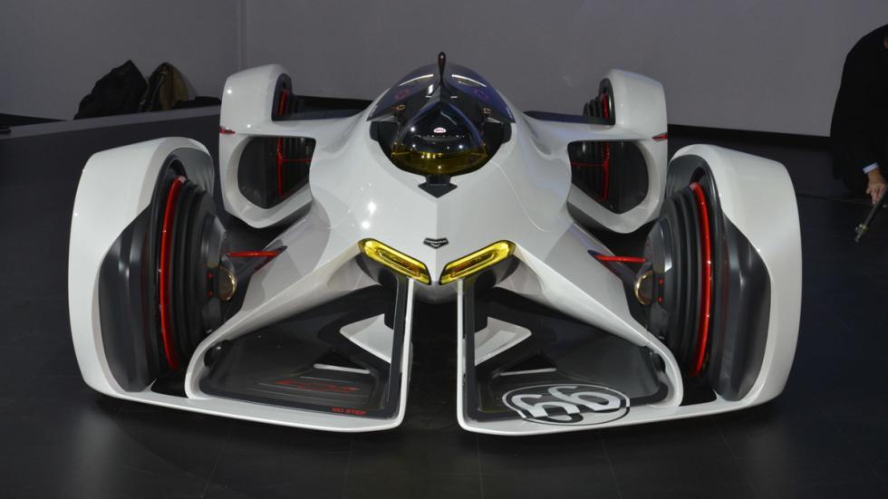 prototipos espectaculares Salón Los Ángeles 2014 Chevrolet Chaparral 2X Vision