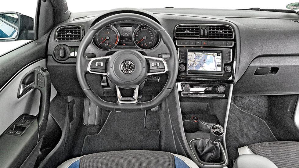 Volkswagen Polo GT interior