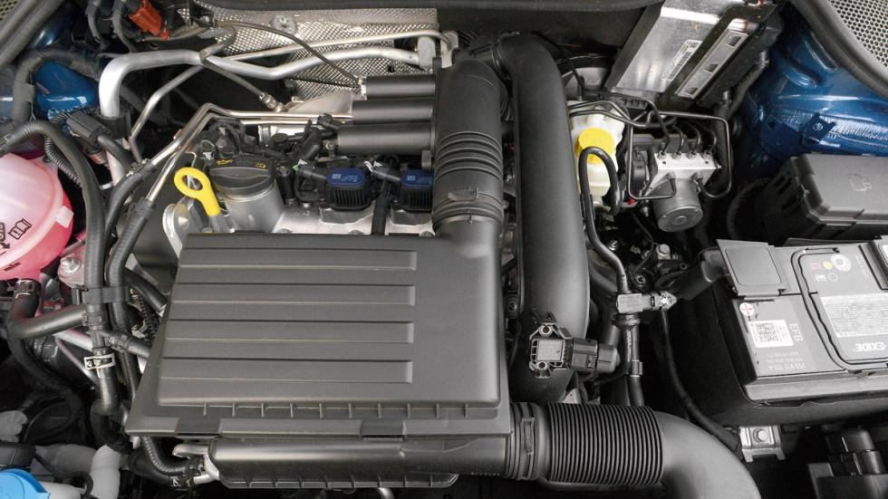 Volkswagen Polo GT motor