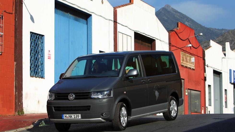Volkswagen Multivan Panamericana frontal