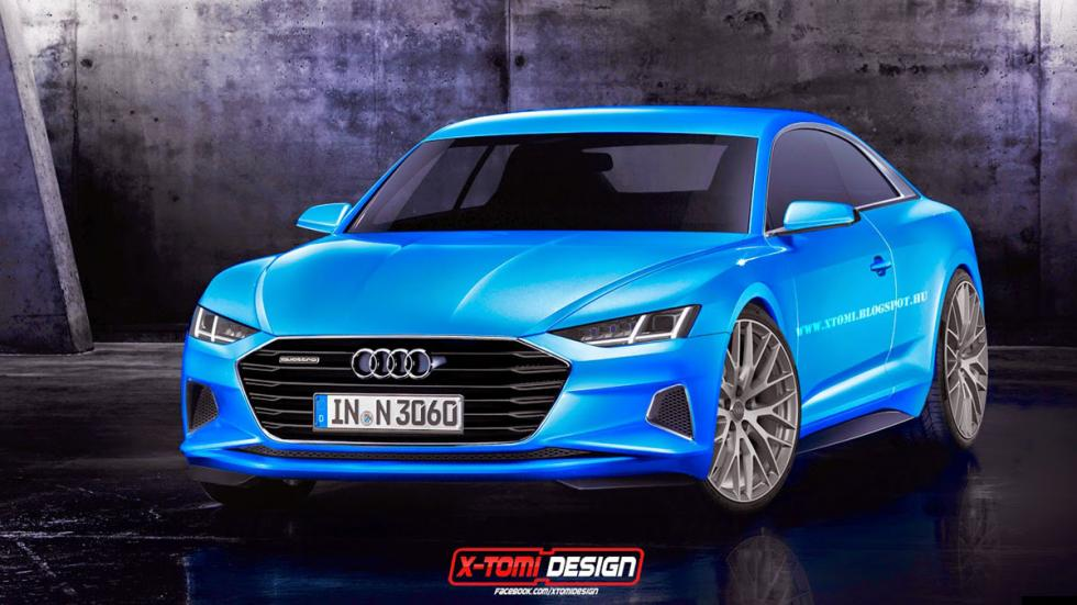 Audi A9 by X-Tomi