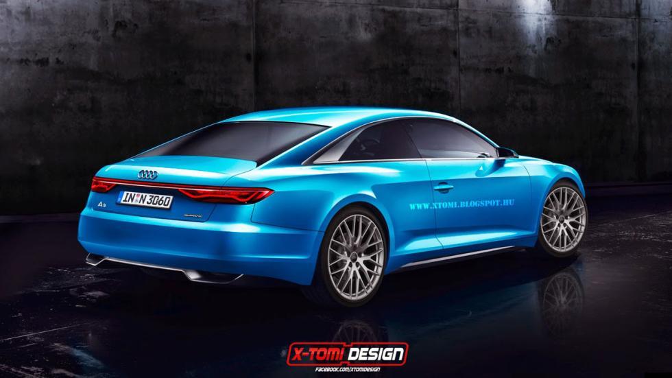 Audi A9 coupé