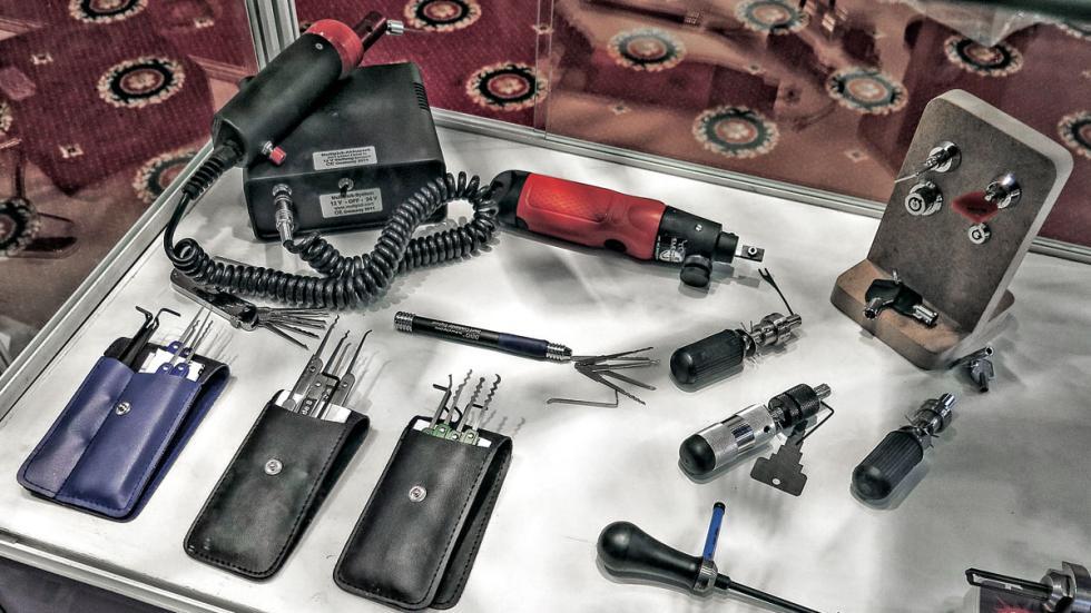 Muestrario herramientas