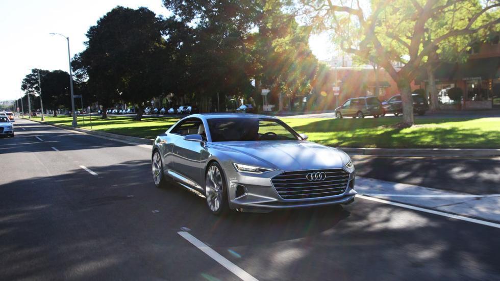 Audi prologue dinámica tres cuartos
