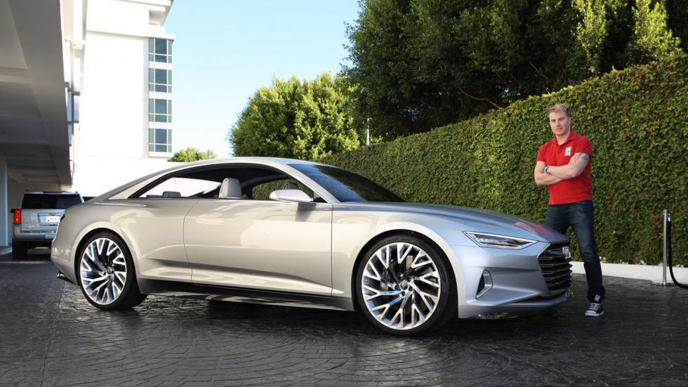 Audi prologue estática