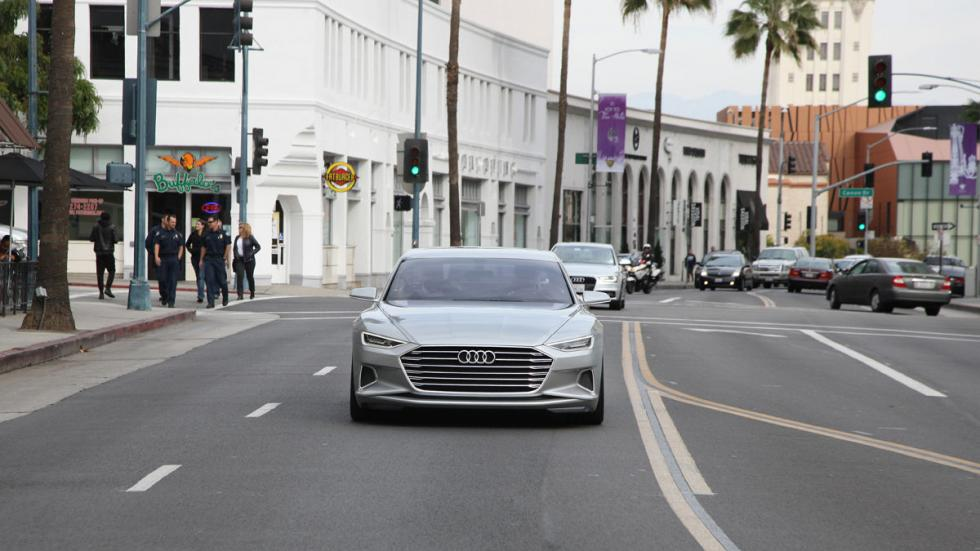 Audi prologue frontal