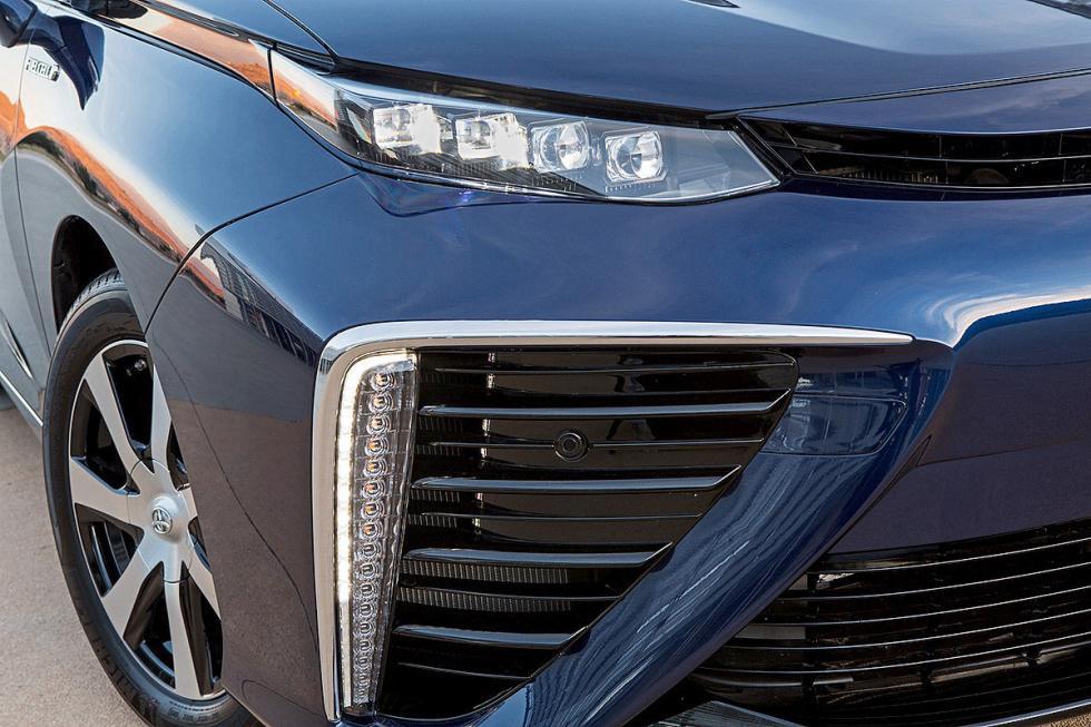 Toyota Mirai detalle